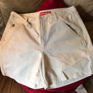 2 for $13 ❤️❤️ Beige belted shorts